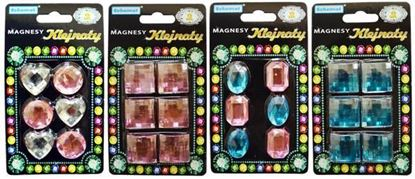 Picture of MAGNES 1042 KLEJNOTY 6SZT BLISTER