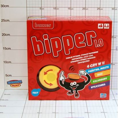 Picture of GRA 0420 BIPPER 4 GRY W 1